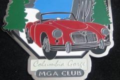 Columbia Gorge MGA Club