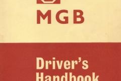 MGB Drivers Handbook 1