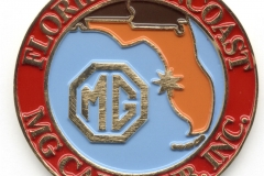 Florida Suncoast MG Car Club