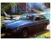1980 MG MGB GT