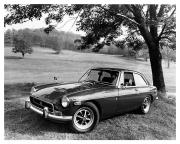 1971 MG MGB GT Photo