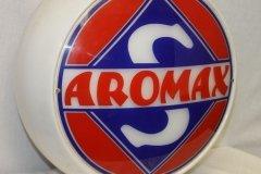 Skelly Aromax Vintage Gas Pump Globe