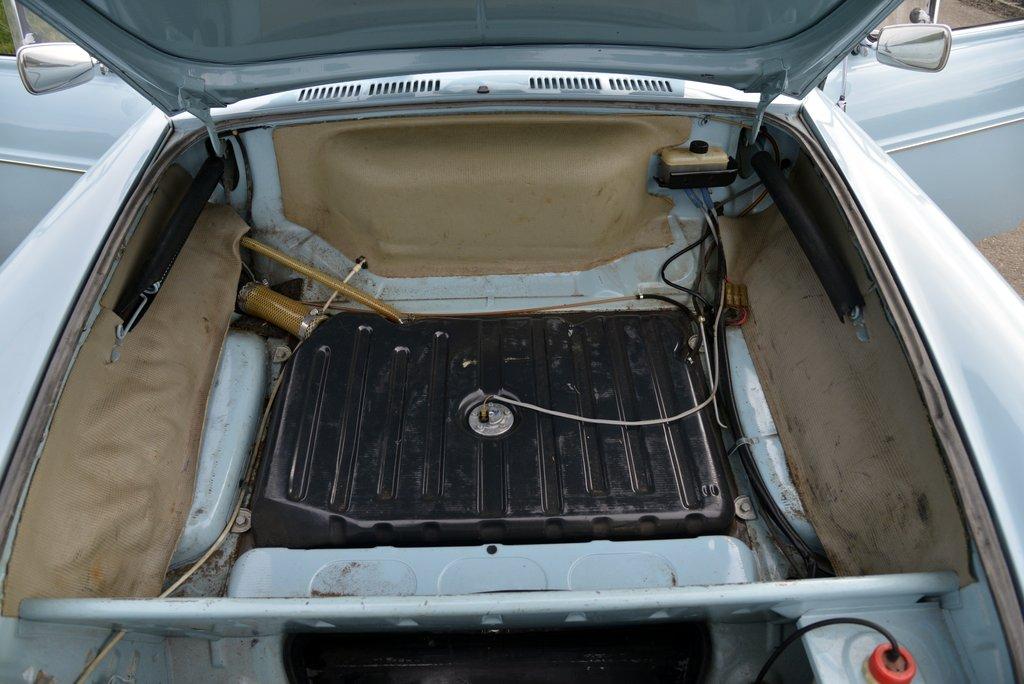 Volkswagen Type 3 Squareback Fuel Tank 1967 Mgb Gt