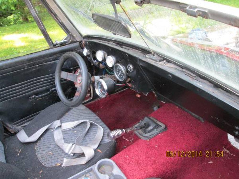 Craigslist MGB rat rod interior | 1967 MGB GT