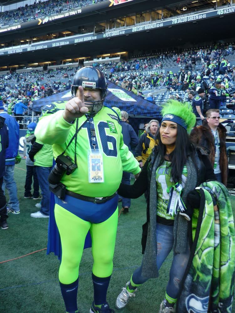 Seattle Fan