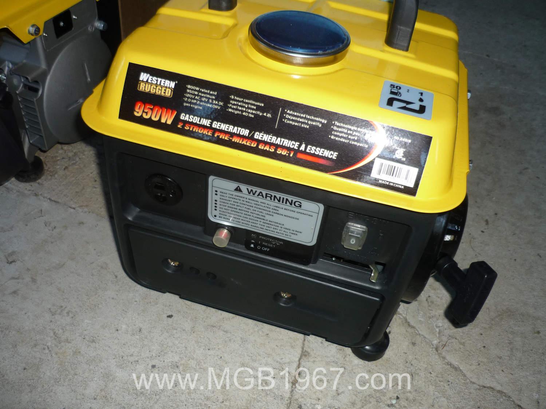 800 watt portable generator 1967 mgb gt. Black Bedroom Furniture Sets. Home Design Ideas