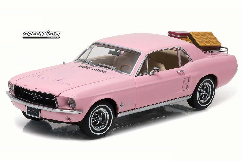 1967 Playboy Pink Ford Mustang Model 1967 Mgb Gt